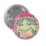 Chapa redonda Hija #mamamorfosis Pin Redondo De 1 Pulgada