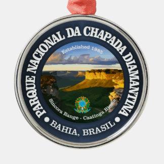 Chapada Diamantina National Park Metal Ornament