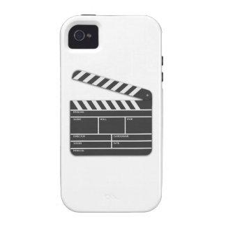 Chapaleta-Tablero tradicional de la película Vibe iPhone 4 Funda