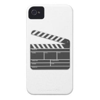 Chapaleta-Tablero tradicional de la película Case-Mate iPhone 4 Funda