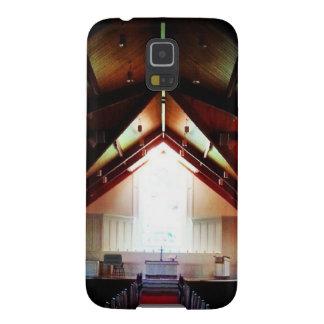 Chapel Altar Galaxy S5 Cases