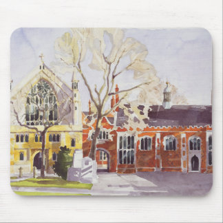 Chapel and Hall Lincoln's Inn Mouse Pad