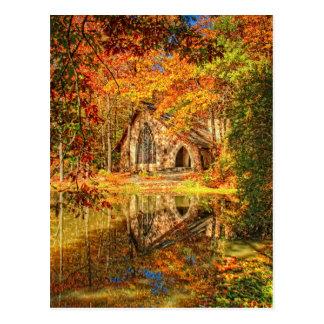 Chapel at Callaway Postcard