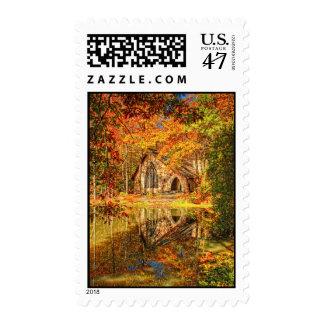 Chapel at Callaway Stamp