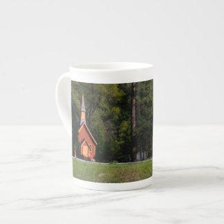 Chapel at Yosemite Tea Cup