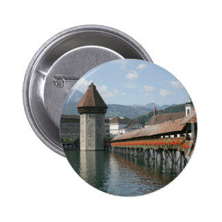 Chapel Bridge, Lucerne, Switzerland Pins