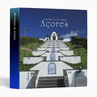 Chapel in Azores Binder