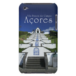 Chapel in Azores iPod Case-Mate Cases