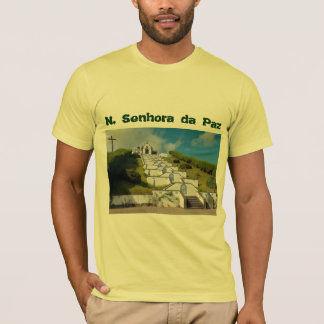 Chapel in Azores islands T-Shirt