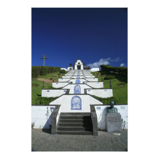 Chapel in Azores Photograph
