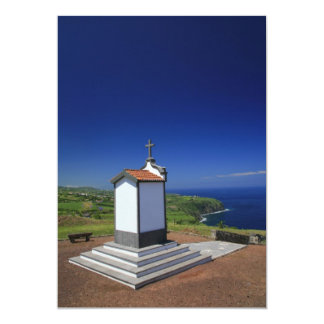 Chapel in the Azores Card