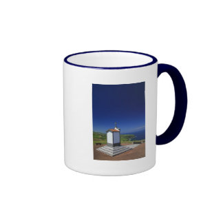 Chapel in the Azores Ringer Mug