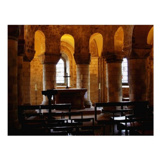Chapel In The Tower Of London Postcard