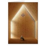 Chapel Light Greeting Card