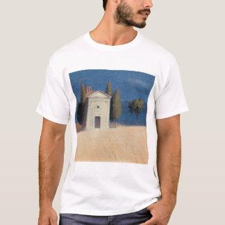Chapel near Pienza II 2012 T-Shirt