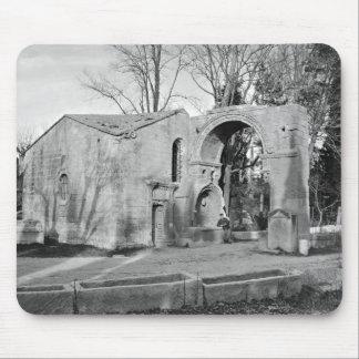 Chapel of Saint-Accurse Mouse Pad