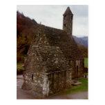 Chapel of St. Kevin, Glendalough, Ireland Post Cards