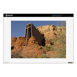 """Chapel of the Holy Cross 15"""" Laptop Decals"""