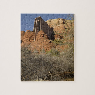 Chapel of the Holy Cross Puzzle