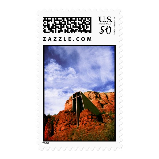 Chapel of the Holy Cross R816 Postage