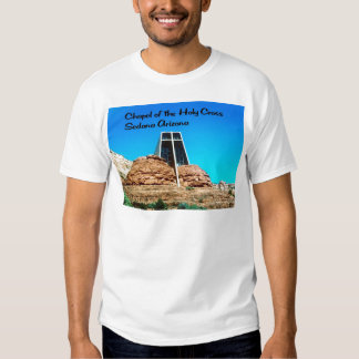 Chapel of the Holy Cross T Shirt