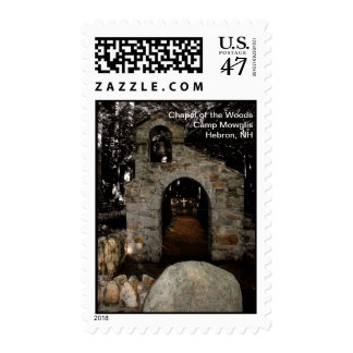 Chapel of the Woods Stamp