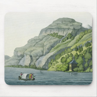 Chapel of William Tell, from 'Customs of the Vario Mouse Pad