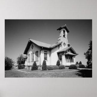 Chapel on Longview Farm Posters