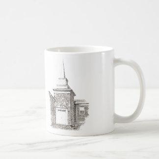 Chapel on the Hill mug 2