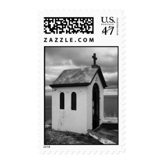 Chapel Postage Stamp