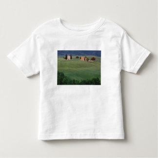 Chapel San Quirico d'Orcia, Tuscany, Italy Toddler T-shirt