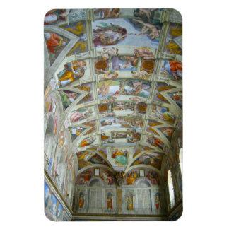 chapel sistine magnet