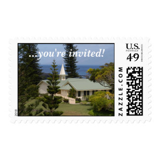 chapel stamp