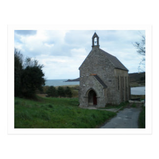 Chapelle du Verger Postcard