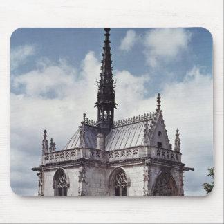 Chapelle Saint-Hubert of the Chateau Amboise Mouse Pad