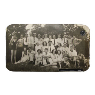 Chaperoned Outing ~ iPhone 3 CaseMate Barely Case-Mate iPhone 3 Case