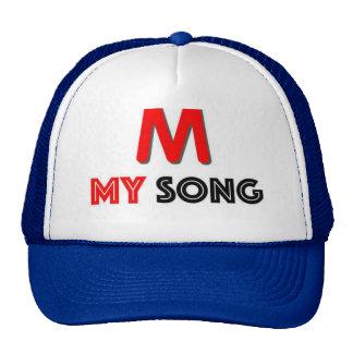 CHAPEU MARCA MY SONG TRUCKER HAT
