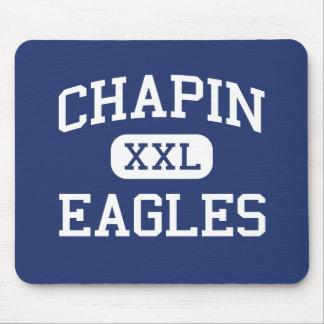 Chapin Eagles Chapin medio Carolina del Sur Mouse Pads