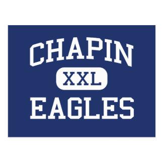 Chapin Eagles Chapin medio Carolina del Sur Postales