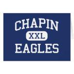 Chapin Eagles Middle Chapin South Carolina Card