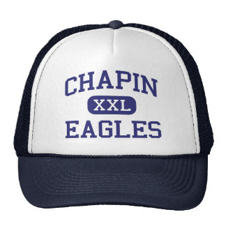 Chapin Eagles Middle Chapin South Carolina Trucker Hat