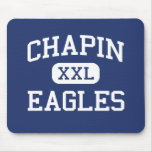 Chapin Eagles Middle Chapin South Carolina Mousepads