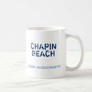 CHAPIN PLAYA DENNIS MASSACHUSETTS CHILLIN … TAZA DE CAFÉ