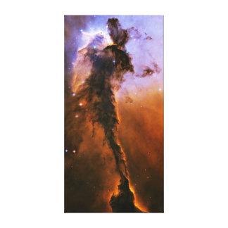 Chapitel 16 NGC más sucios 6611 M16 de la nebulosa Lona Envuelta Para Galerias