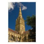 Chapitel de la catedral de Salisbury Fotos