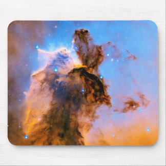 Chapitel estelar de la nebulosa de Eagle Alfombrillas De Ratones
