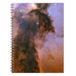 Chapitel estelar en la nebulosa de Eagle