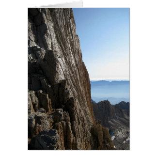 Chapiteles del Monte Whitney Tarjetas