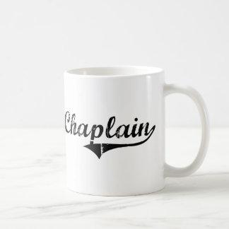 Chaplain Professional Job Coffee Mug