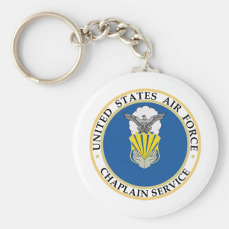 Chaplain Service Insignia Key Chains